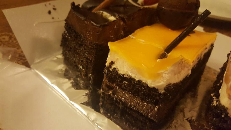 Forennte pastries